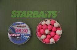 Топчета Starbaits SK 30 FLUORO POP UPS