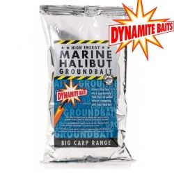 Захранка Dynamite Marine Halibut Groundbait 1кг