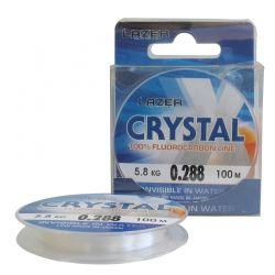 Флорокарбон Lazer Crystal - 30м