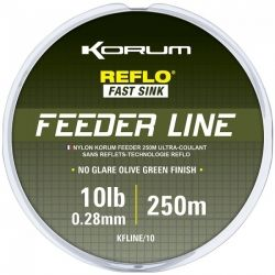 Влакно Korum Feeder Line 250м