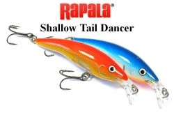Воблер Rapala Shallow Tail Dancer 7см - STD07