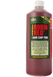 "Течна ""Храна"" Dynamite Baits Robin Red Liquid Carp Food  - 1л"