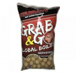 Топчета Starbaits Grab and Go Global - Squid and Octopuss