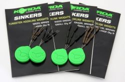 Меко олово Korda Sinker Tungsten Hooklink Weight
