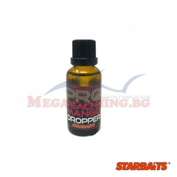 Дропер Starbaits Probiotic Peach and Mango