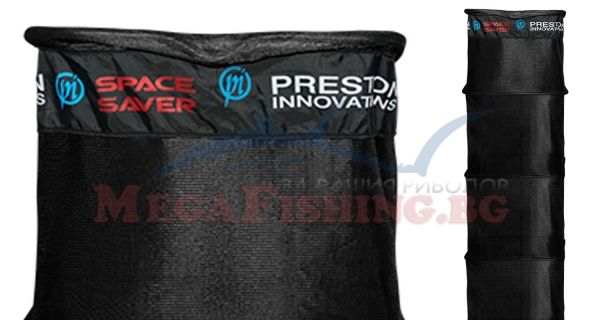 Живарник Preston Quick Dry Space Saver Keepnet - 4м