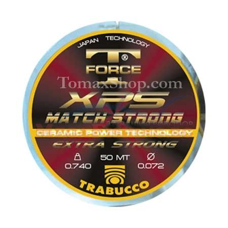Влакно T-FORCE XPS MATCH STRONG 50m