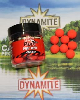 Топчета Dynamite Fluro Pop Ups Robin Red 20мм