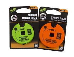Готови монтажи FOX Chod Rigs Short & Standart