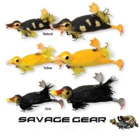 Воблер Savage Gear Suicide Duck 3D