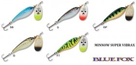 Примамки Blue Fox Minnow Super Vibrax - №3 13гр