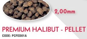 Пелети COLMIC-HALIBUT  Feeder Premium
