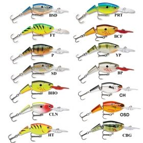 Воблер Rapala Jointed Shad Rap 9см - JSR09
