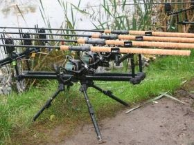 Въдица FOX Warrior S - 12ft 3.00lb Full Cork