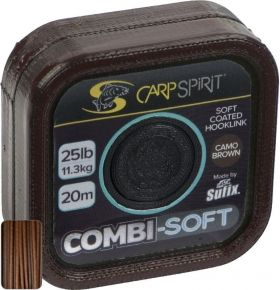 Плетено Влакно Carp Spirit Combi Soft - Camo Brown