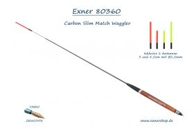 Ваглер Exner Carbon Slim Match - 80360
