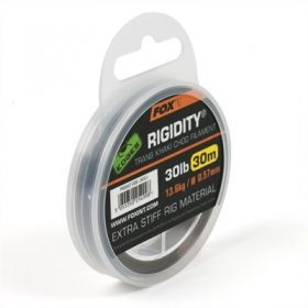 Влакно за поводи FOX Rigidity Chod Filament 25lb