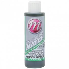 Атрактори Mainline Match Carp & Coarse Sticky Syrups
