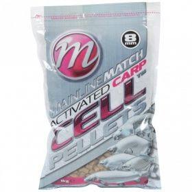 Пелети Mainline Activated Carp Cell Pellets - 1кг