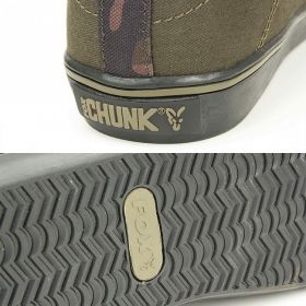Обувки Fox CHUNK Casual Trainers Khaki/Camo