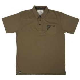 Тениска Fox CHUNK™ Stonewash Polo Shirt