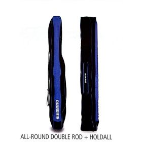 Калъф за Въдици Shimano All-Round Double Rod 2 + 1 Holdall