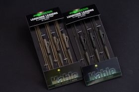 Готови монтажи Korda Hybrid Lead Clip QC Swivel Leadcore Leaders