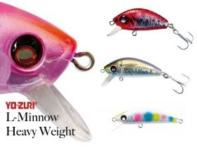 Yo-Zuri L-Minnow Heavy Weight