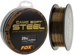 Влакно  Fox Edges Soft Steel Dark Camo