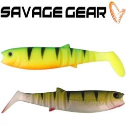Силикони SAVAGE GEAR Canibal Shad