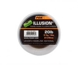 Флуорокарбон FOX Edges Illusion Leader - 50м