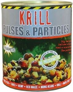 Семена Dynamite Baits Pulse and Particles - KRILL