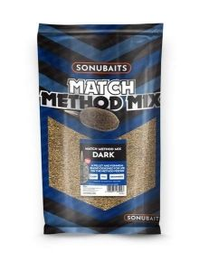 Захранка Sonubaits  Match Method Mix Dark 2кг