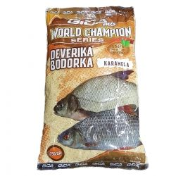 Захранка GICA MIX World Champion - Платика Карамел