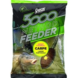 Захранка Sensas Method Feeder Sweet Fishmeal Carp