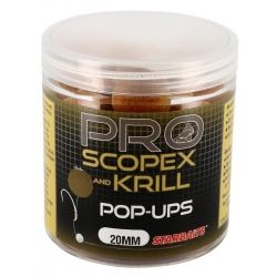 Плуващи топчета Probiotic Scopex Krill POP UP - Starbaits