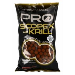 Топчета Probiotic Scopex Krill - Starbaits