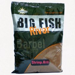 Захранка Dynamite Big Fish River – Shrimp & Krill