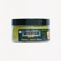 Паста за стръв Dynamite Big Fish River Paste - Cheese & Garlic