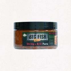 Паста за стръв Dynamite Big Fish River Paste - Shrimp & Krill