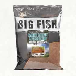Захранка Dynamite Big Fish – Marine Halibut & Frenzied Hemp