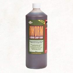 "Течна ""Храна"" Dynamite Worm Liquid Carp Food 1л"