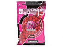 Топчета Mainline Response Boilies - Strawberry Zest 18мм