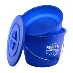 Кофа и Леген CZ Feeder Competition Bait Bucket
