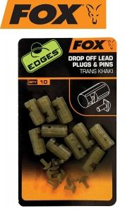 Щифтове FOX Edges™ Drop Off Lead Plug And Pins