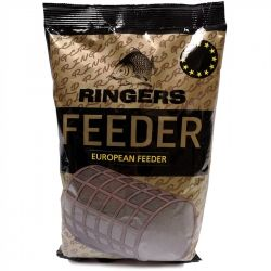 Захранка Ringers European Feeder Groundbait Black