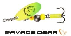 Блесна Savage Gear Caviar Spinner №3 9.5гр