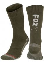 Термо чорапи Fox Thermo Socks - Green Silver