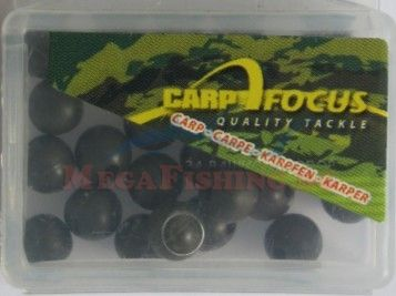 Гумени мъниста Focus Soft Beads
