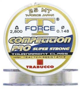 Влакно за поводи Trabucco T-Force Competition Pro - 25м